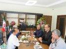 دیدار فرماندار چالوس و مدیر کل منابع طبیعی استان با مهندس ربیع پور_1