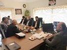 دیدار شهردار و  شورای شهر هچیرود با مدیرعامل شرکت_2