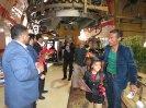 استقبال مدیران از مسافران نمک آبروت در روز پدر_9